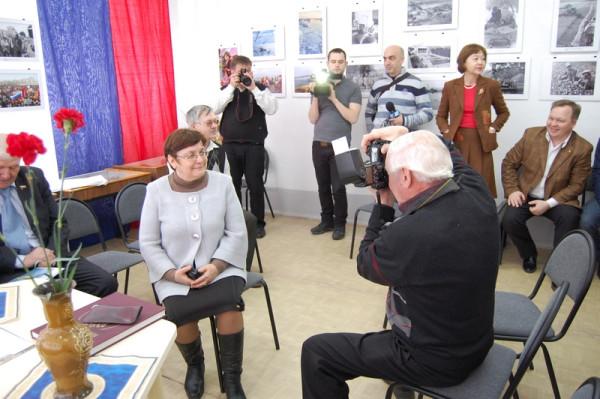 Мастер-класс проводит Н.Н.Никитин